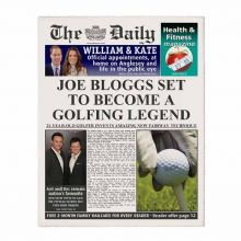 The Daily Golf Legend Newspaper